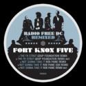 "Fort Knox Five/RADIO FREE DC RMX #10 12"""