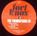 """Fort Knox Five/FOUNDATIONS EP 12"""""""