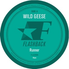 """Wild Geese/THE RUNNER & LABYRINTH 12"""""""