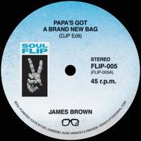 "James Brown/BRAND NEW BAG DJP EDIT 7"""