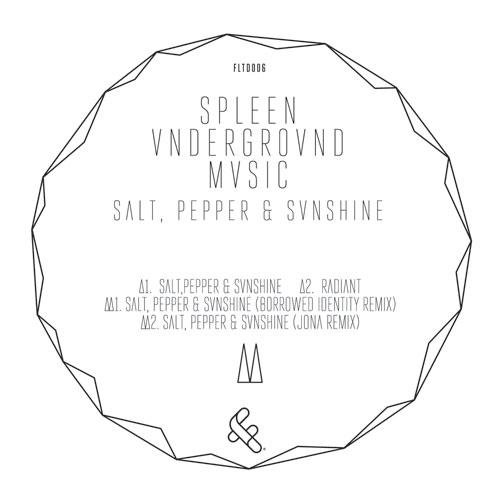 "S.U.M./SALT, PEPPER, & SUNSHINE EP 12"""