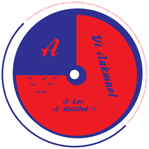 "DJ Aakmael/LOVE & POSSIBILITIES EP 12"""
