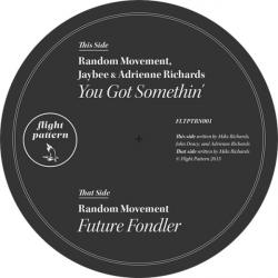 Random Movement/YOU'VE GOT SOMETHING 12""