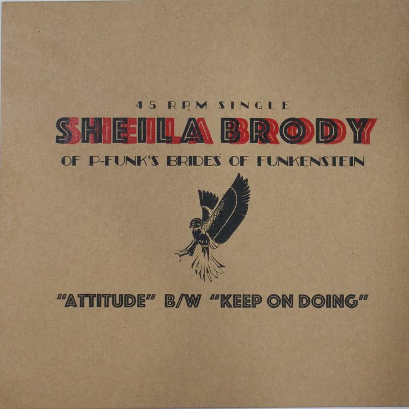 """Sheila Brody/ATTITUDE 7"""""""