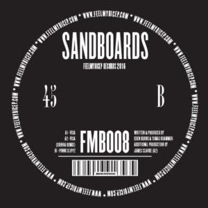 """Sandboards/VISA (SHINRA REMIX) 12"""""""