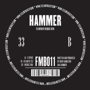 "Hammer/C-SPACE 12"""