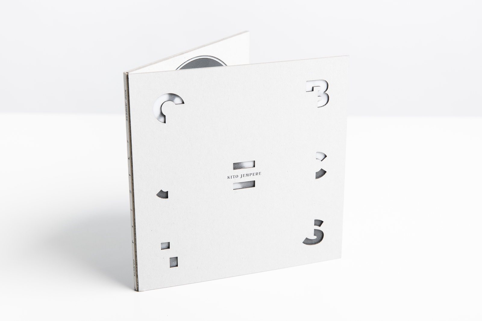 Kito Jempere/OBJECTS CD
