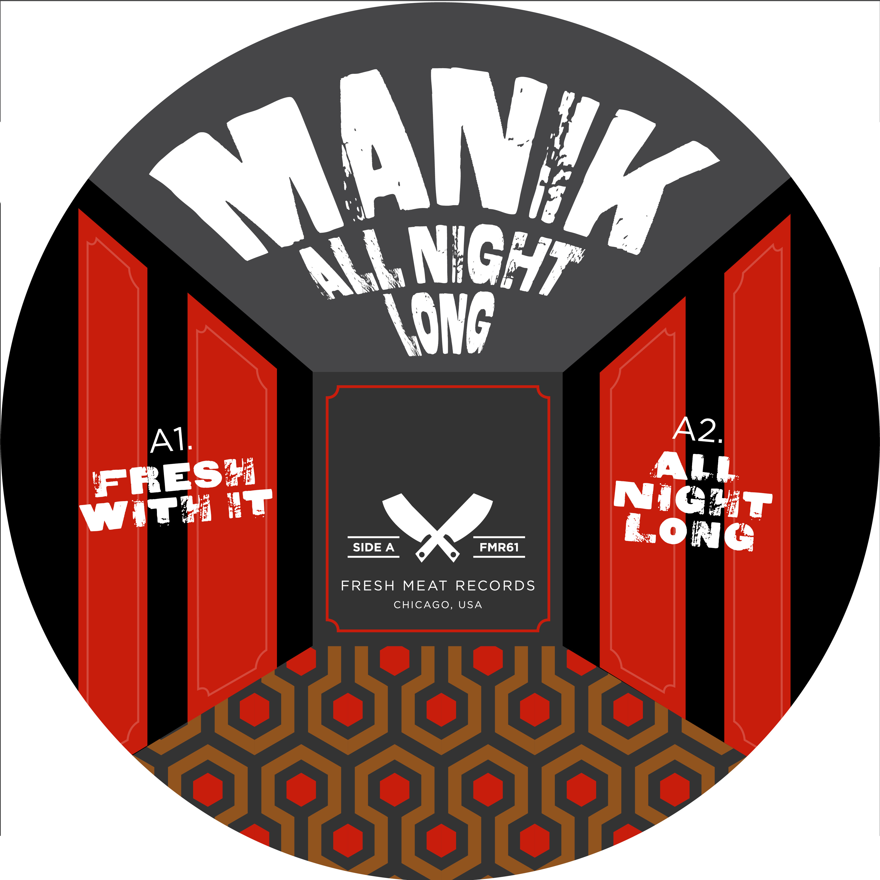 "Manik/ALL NIGHT LONG 12"""