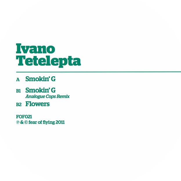 "Ivano Tetelepta/SMOKIN G - REMIX 12"""
