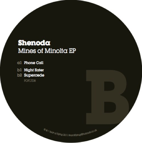 "Shenoda/MINES OF MINOLTA EP 12"""