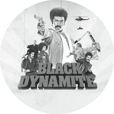 """Black Dynamite/BUSTED LOOP 12"""""""