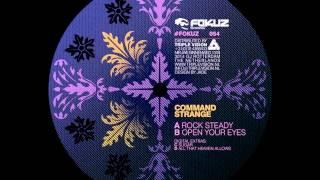 "Command Strange/ROCK STEADY 12"""