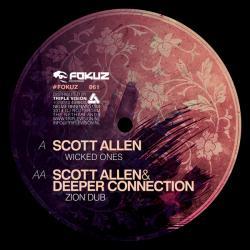 """Scott Allen/WICKED ONES 12"""""""