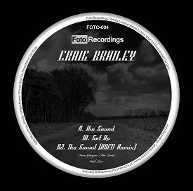 """Craig Bratley/THE SOUND EP 12"""""""