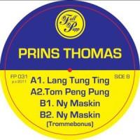 """Prins Thomas/LANG TUNG TING 12"""""""