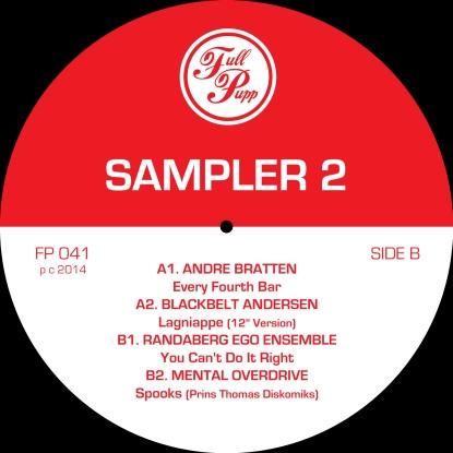 """Various/FULL PUPP SAMPLER 2 12"""""""