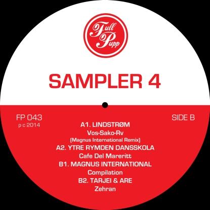 """Various/FULL PUPP SAMPLER 4 12"""""""