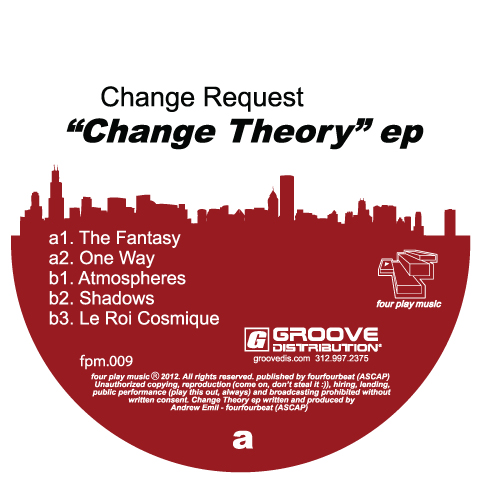 Change Request/CHANGE THEORY 12""