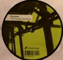 Pezzner/THE TRACKS ARE ALIVE EP 12""