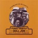 Bulljun/FUNKY HUSTLE MIX CD