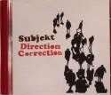 Subjekt/DIRECTION CORRECTION CD