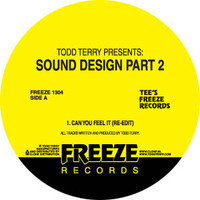 Todd Terry/SOUND DESIGN PART 2 12""