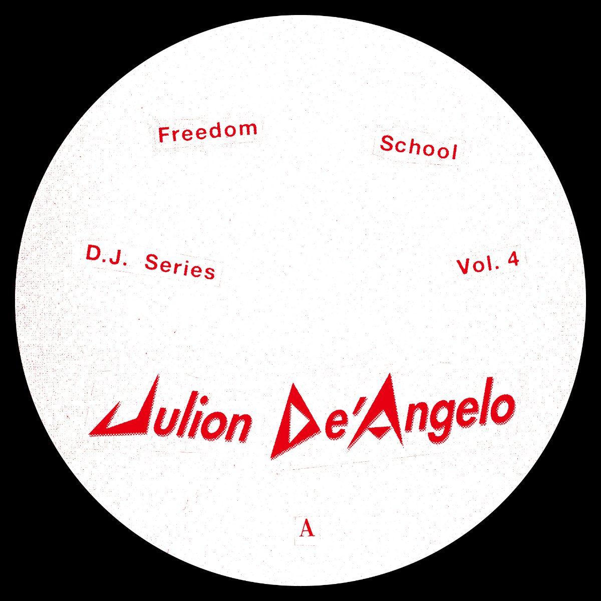 """Julion De'Angelo/D.J. SERIES VOL. 4 12"""""""