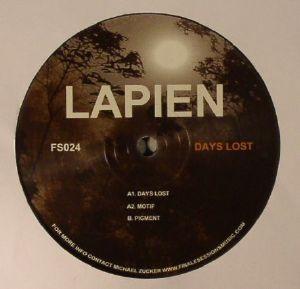 "Lapian/LOST DAYS 12"""