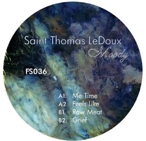 "Saint Thomas Ledoux/MOODY EP 12"""