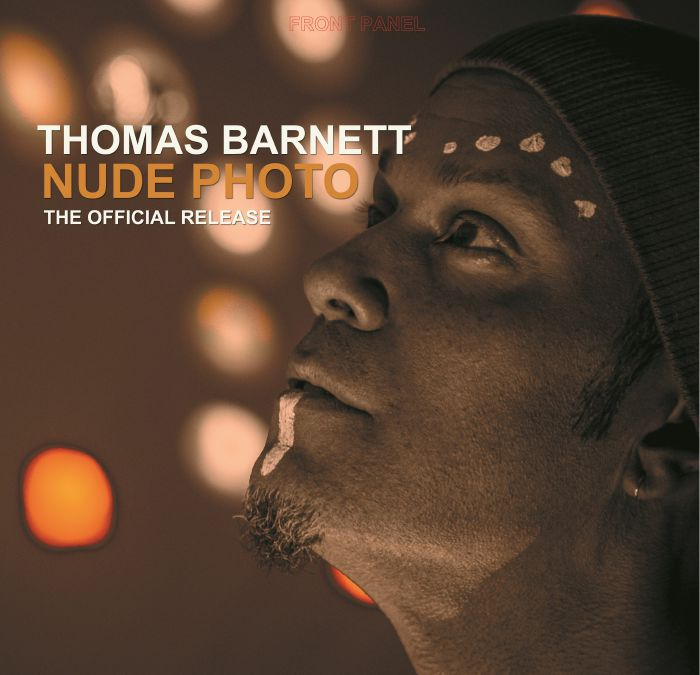"Thomas Barnett/NUDE PHOTO (C DAMIER) 12"""