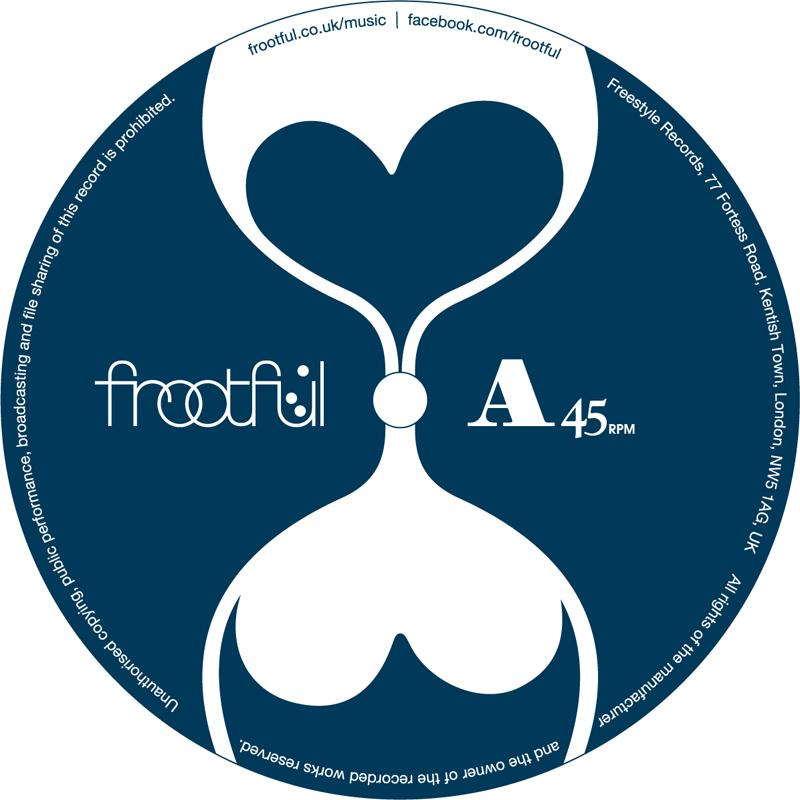 """Frootful/SLOWTIME (LACK OF AFRO RMX) 12"""""""