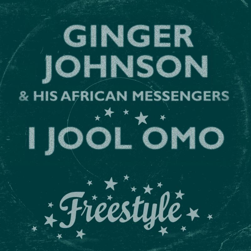 "Ginger Johnson/I JOOL OMO (1967) 7"""