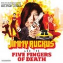 Big Pimp Jones/FIVE FINGERS OF DEATH CD