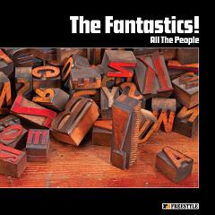 Fantastics, The/ALL THE PEOPLE  CD