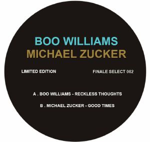 """Boo Williams/RECKLESS THOUGHTS 10"""""""