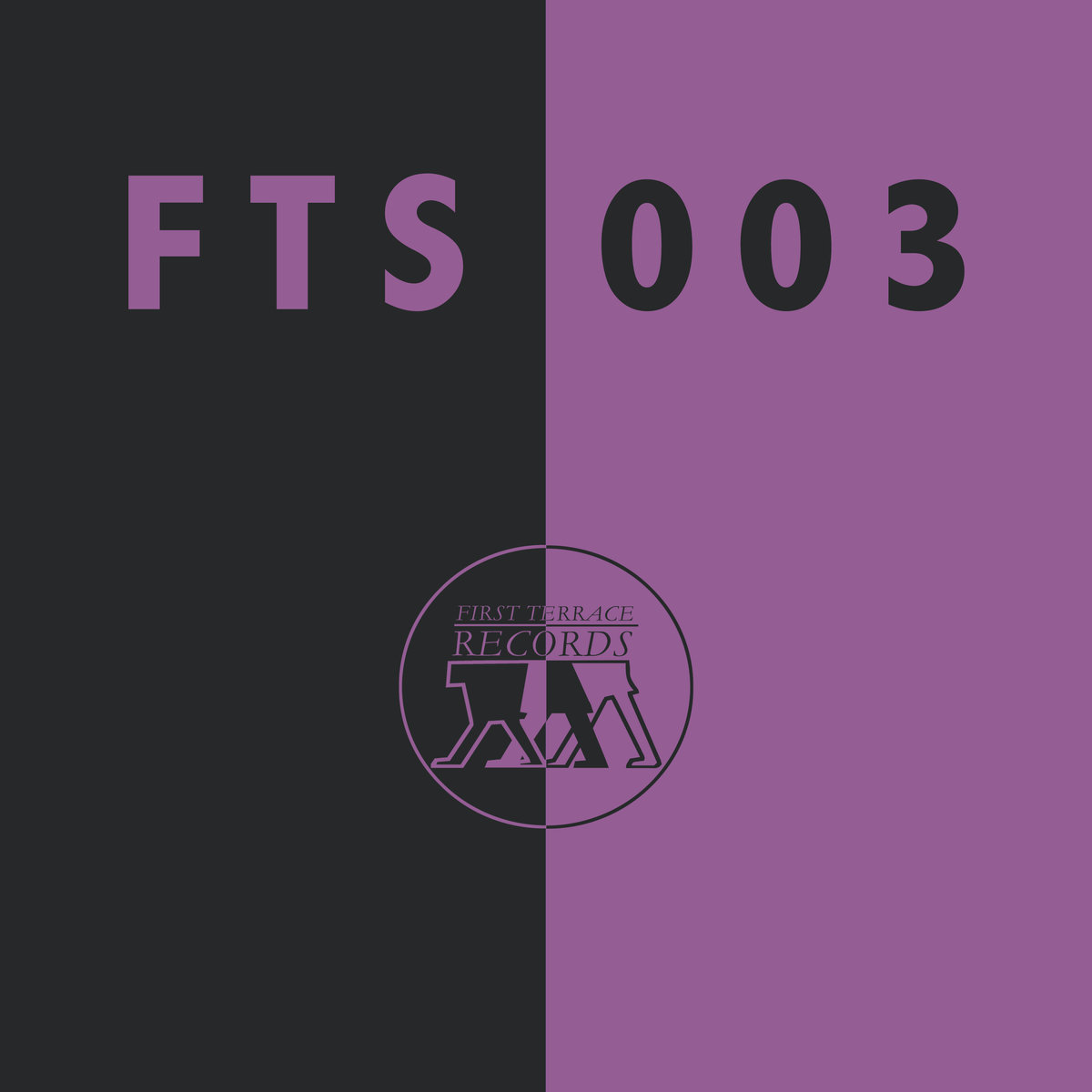 Various/FIRST TERRACE: FTS003 EP 12""