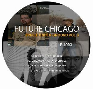 Various/FUTURE CHICAGO 12""