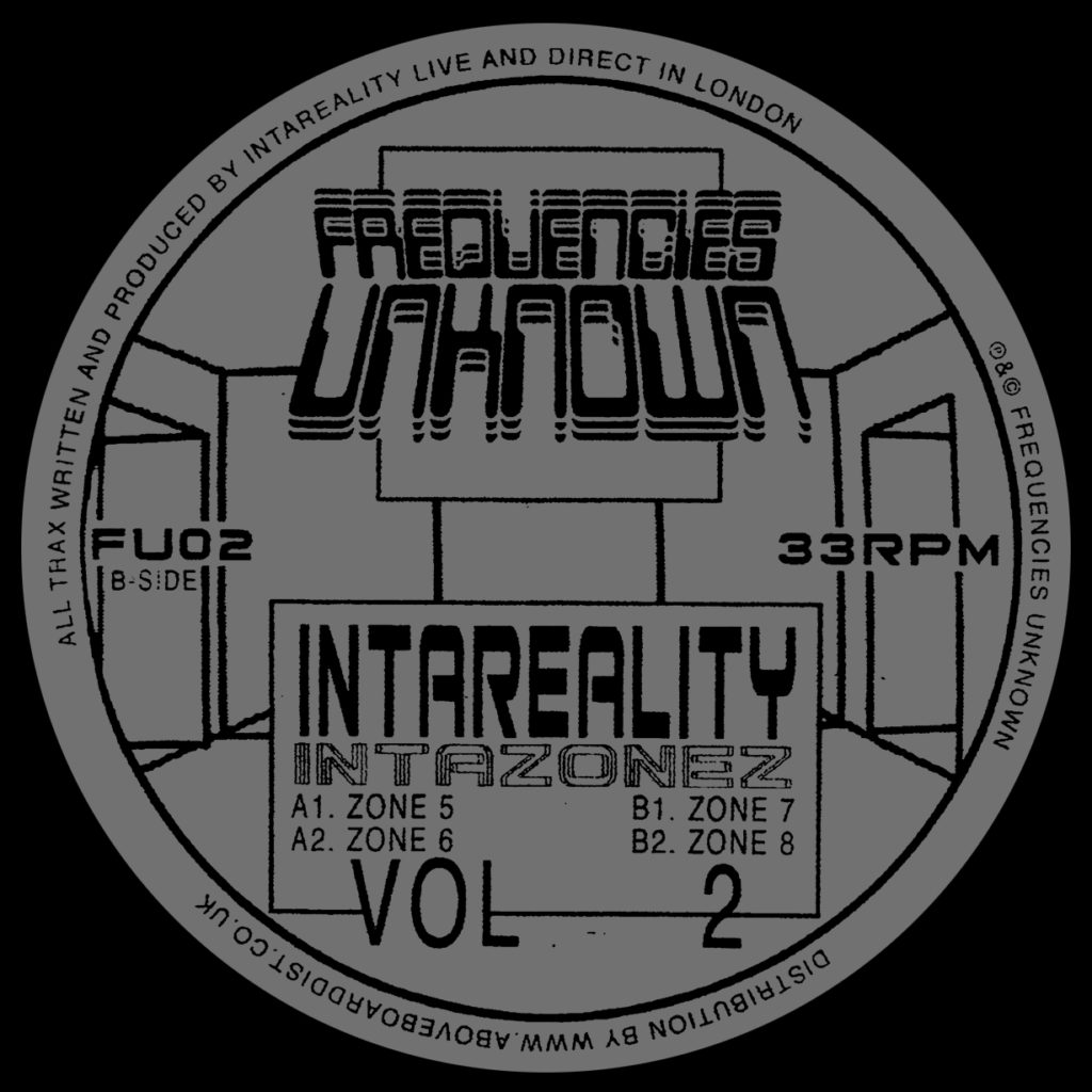"""Intareality/INTAZONES VOL 2 12"""""""
