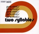 Various/FIRST WORD:TWO SYLLABLES CD