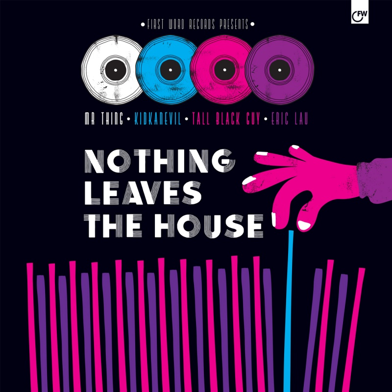 """Various/NOTHING LEAVES THE HOUSE(RSD)D7"""""""