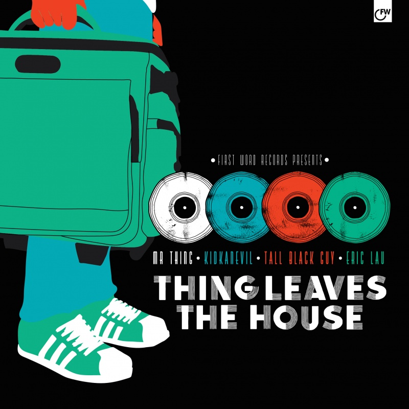 """Various/THING LEAVES THE HOUSE RSD D7"""""""