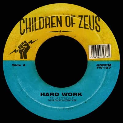 """Children Of Zeus/HARD WORK 7"""""""