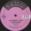"""Johnny Darkos/SUPREME LOVE 12"""""""