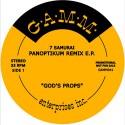 "7 Samurai/PANOPTIKUM REMIX EP 12"""