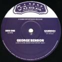 "George Benson/LOVE X LOVE (KOKO EDIT)12"""