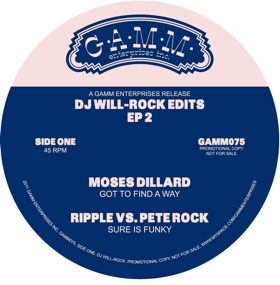 DJ Will/ROCK EDITS EP 2 12""