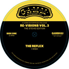 "Reflex/REVISIONS VOLUME 3 12"""