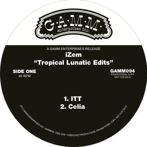 """IZEM/TROPICAL LUNATICS EDITS 12"""""""