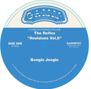 "Reflex/REVISIONS VOLUME 5 12"""