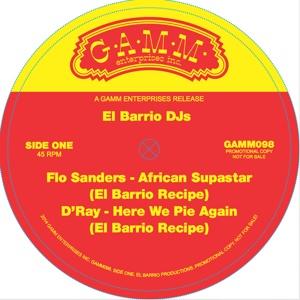 """El Barrio DJ's/EL BARRIO RECIPES EP 12"""""""